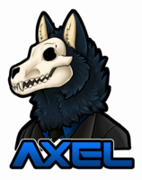 Moderator Axel Skullwolf