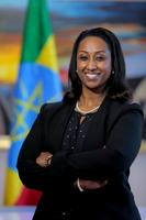 Her Excellency Dagmawit Moges Bekele