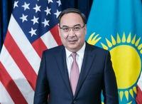 Erzhan Kazykhanov