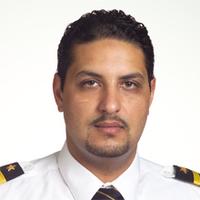 Capt. Hamza Ghouth