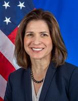 Kate M. Byrnes U.S. Ambassador