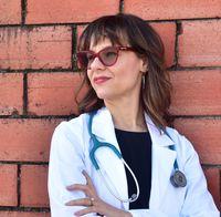 Nurse Eve Kandiyoti