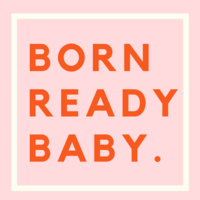 BORN READY  BABY. Katy