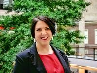 Anke Peters    Apex Social, Director Apex Social Career Center
