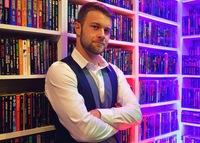 Cameron Chaney — Library Macabre